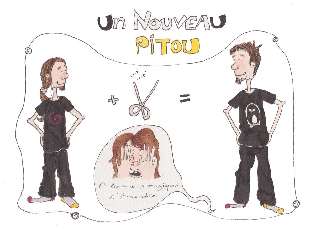 Un nouveau Pitou !